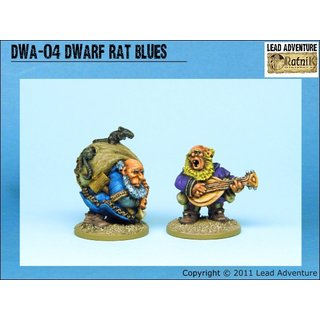 DWA-04  Dwarf Rat Blues (2)