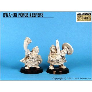 DWA-08  Forge Keepers (2)