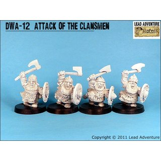 DWA-12  Attack of the Clansmen (4)
