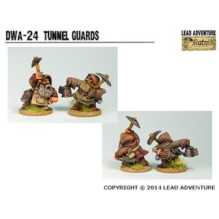 DWA-24 Tunnel Guards (2)