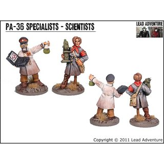 PA-36 Specialists - Scientists (2)
