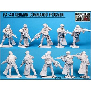 PA-40 German Commando Frogmen (5)