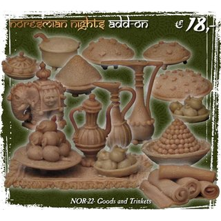 NOR-22 Goods and Trinkets - Add on