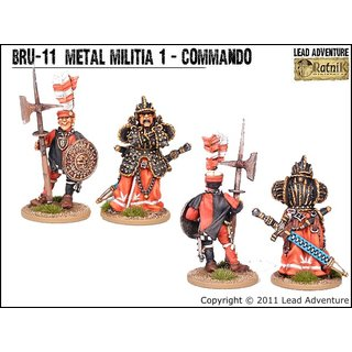 BRU-11 Metal Militia of Bruegelburg 1 - Commando (2)