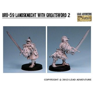 BRU-59 Landsknecht with Greatsword 2 (1)