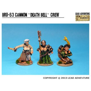 BRU-63 Cannon Death Bell Crew (3)