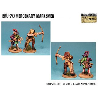 BRU-70 Mercenary Marksmen (2)